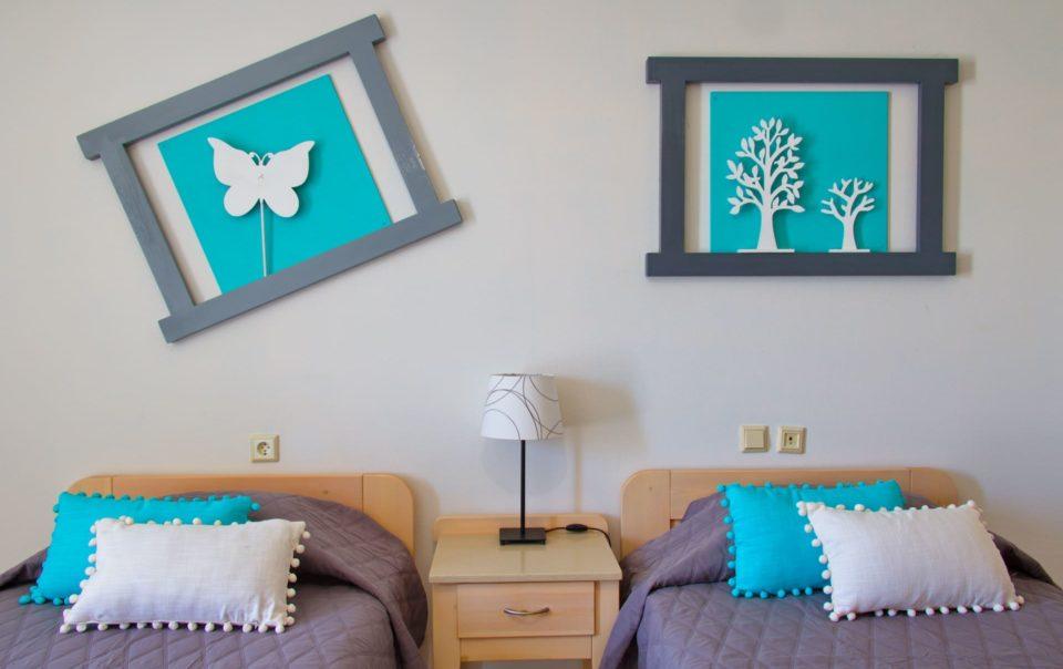 One Bedroom Apartment Split Level | Maria Rousse Malia Crete