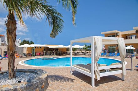 Pool | Maria Rousse Malia Crete